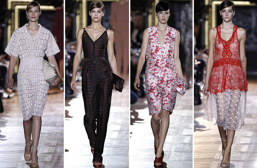 París 'Fashion Week': Stella McCartney, Giambattista Valli y Emanuel Ungaro