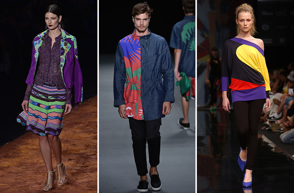 'Fashion Rio' otoño-invierno 2014-2015: Moda con un toque chic y mucho color