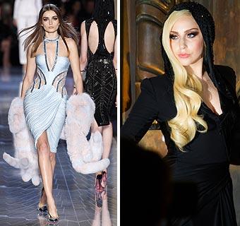 Atelier Versace inaugura los desfiles de Alta Costura primavera-verano 2014