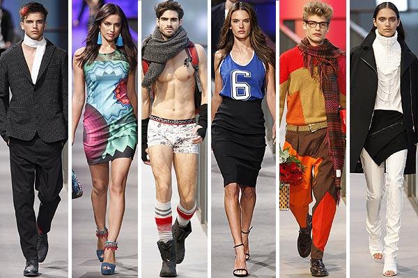 ¿Te perdiste algún desfile? Foto a foto, todas las colecciones de 080 Barcelona Fashion otoño-invierno 2014-2015