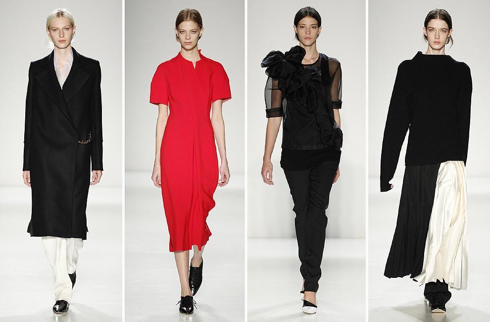 'New York Fashion Week': Fin de semana de moda en la ciudad de los rascacielos