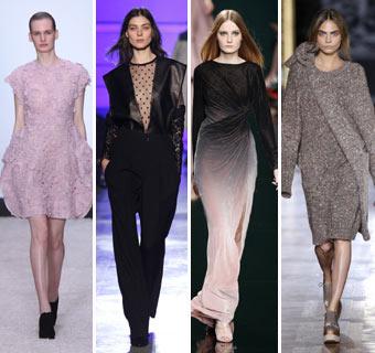 París 'Fashion Week': Stella McCartney, Giambattista Valli, Emanuel Ungaro y Elie Saab
