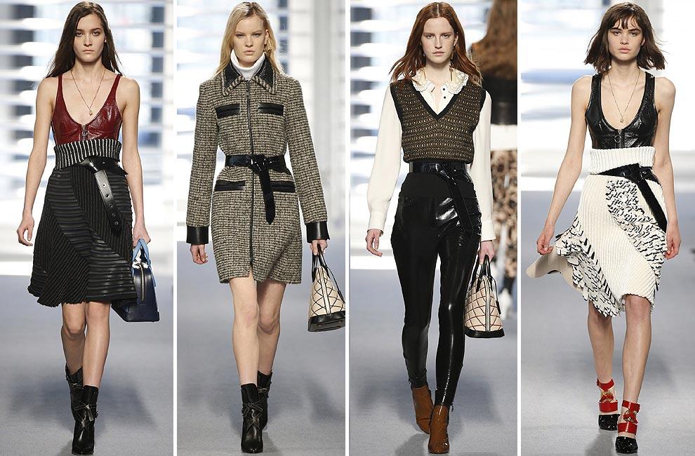 Louis Vuitton coleccion invierno