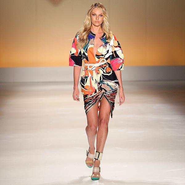 Candice Swanepoel, una apasionada de la moda brasileña