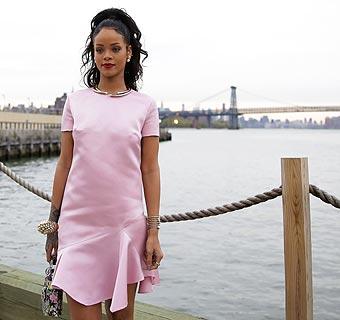 Rihanna, Margot Robbie, Allison Williams… se suben al 'crucero' de la moda