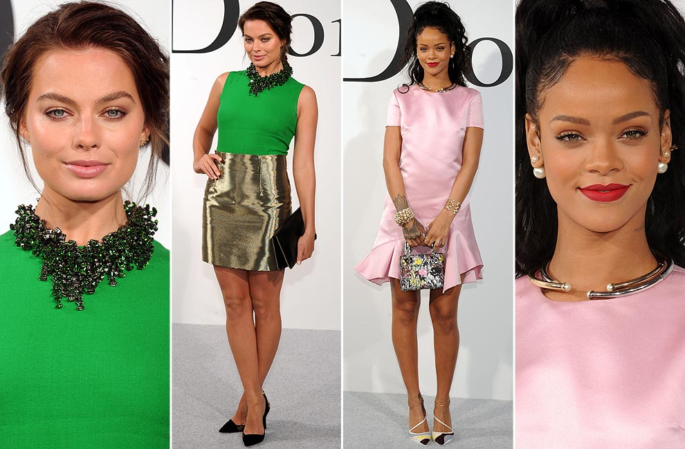 Rihanna, Margot Robbie, Allison Williams… se suben al 'crucero' de la moda