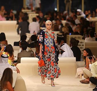 Chanel conquista Dubai con su colección 'Cruise 2015'