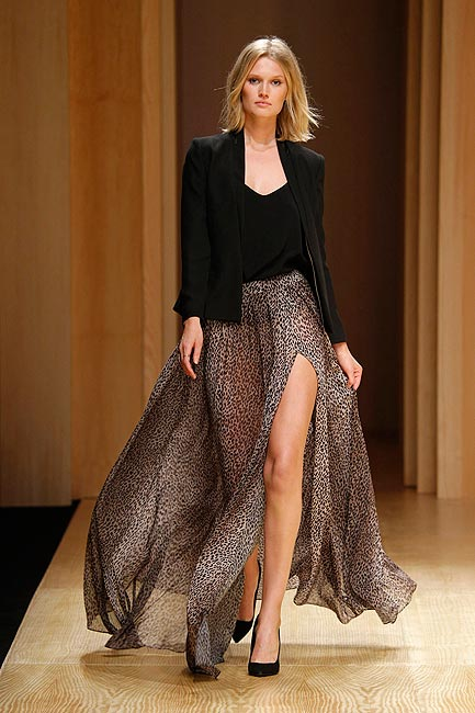 Mango y la 'top model' Toni Garrn inauguran la 14ª edición de 080 Barcelona Fashion