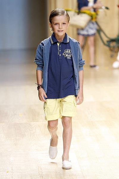 Orientalismo, sobriedad y 'urban sport' en la tercera jornada de 080 BCN Fashion