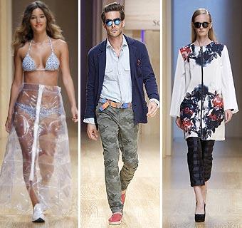 Rafael de Medina con Scalpers pone el 'broche de oro' a la 14ª edición de 080 Barcelona Fashion