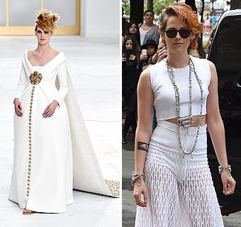 Los bordados 'deluxe' de Chanel conquistan la Alta Costura parisina