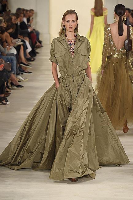 Calvin Klein Collection y Ralph Lauren cierran la pasarela neoyorquina