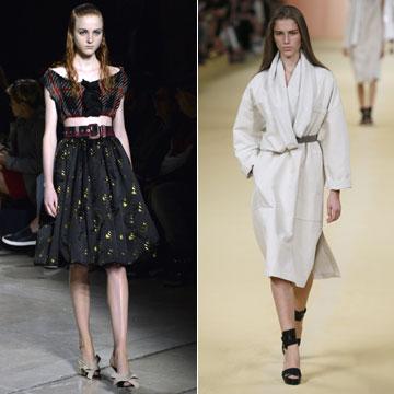 La atípica primavera de Miu Miu y la masculinidad de las propuestas de Hermès
