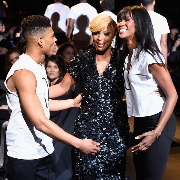 El momento histórico de Kendall Jenner y el desfile benéfico de Naomi Campbell marcan las últimas jornadas de la 'New York Fashion Week'