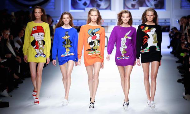 Tres desfiles, tres estilos muy diferentes... y todo ¡en Milán Fashion Week!