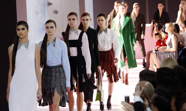 El cara a cara entre Dior y John Galliano en París Fashion Week