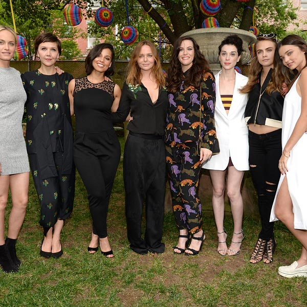Stella McCartney y sus amigas… de 'party' neoyorquina