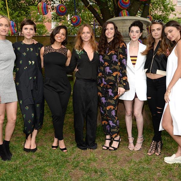 Stella McCartney y sus amigas… de 'party' neoyorquina
