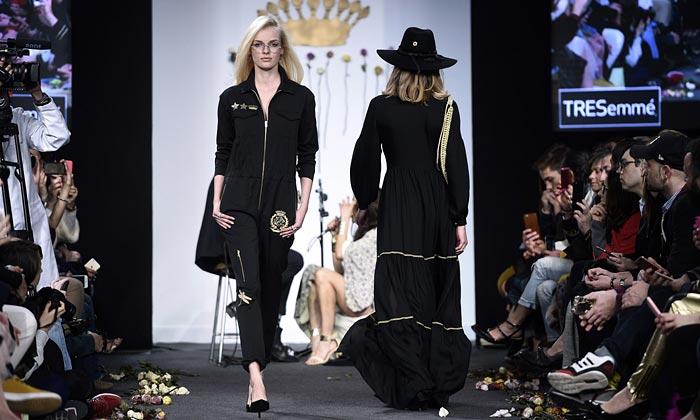 Madrid, capital de la moda con los desfiles de MFSHOW Women