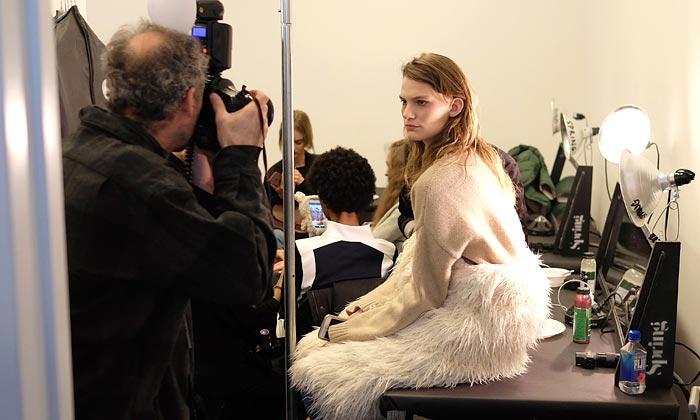 Te desvelamos la cara 'B' de la 'New York Fashion Week'