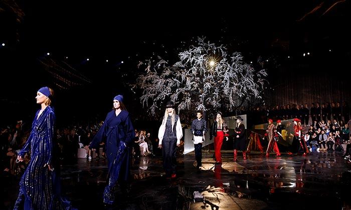 ¿Por qué ha sido tan 'especial' el desfile de H&M Studio?