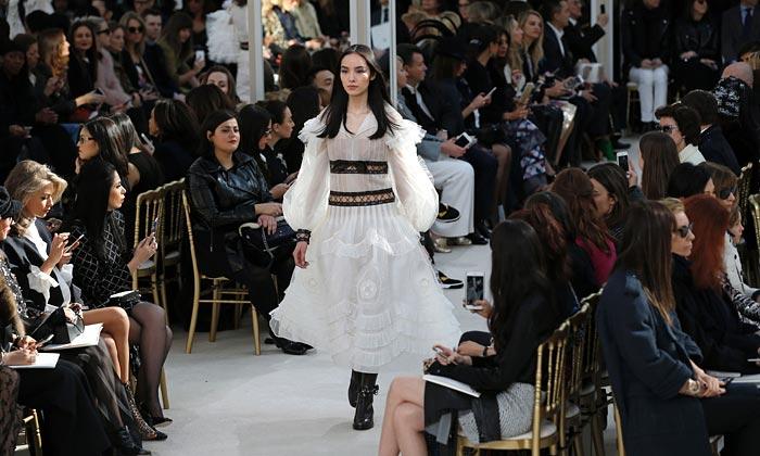 Carolina de Mónaco, Pharrell Williams... El 'front row' de Chanel, el más concurrido de la historia