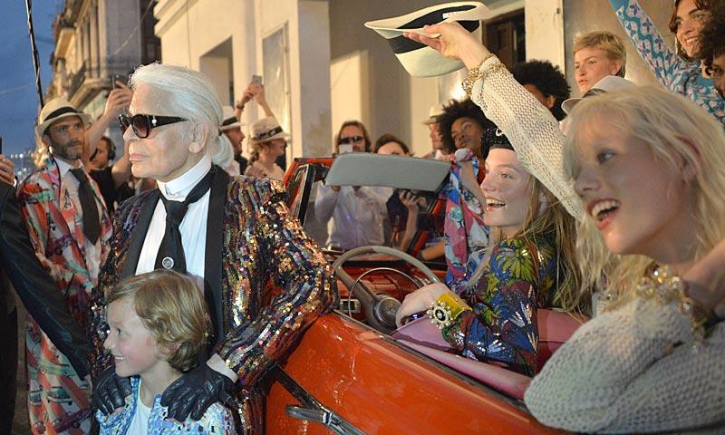 Chanel hace historia en Cuba: Así ha sido su revolucionario desfile 'Cruise 2017'