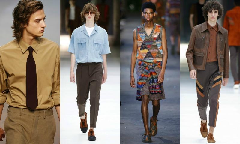 Milán Fashion Week: Así se vestirán los hombres el verano que viene