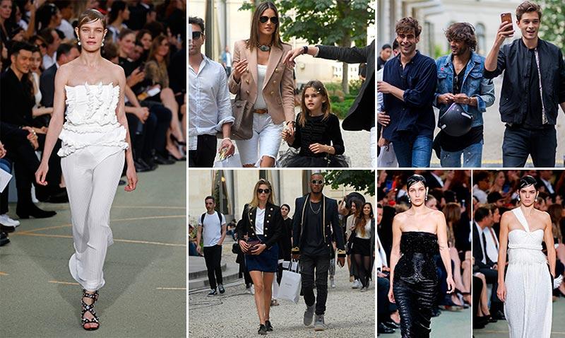 Natalia Vodianova desfila a los 15 días de dar a luz… Y todo lo que te perdiste este fin de semana en París