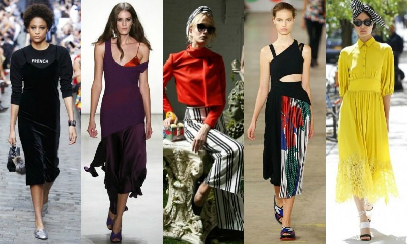 Una a una, las 8 principales tendencias de la New York Fashion Week