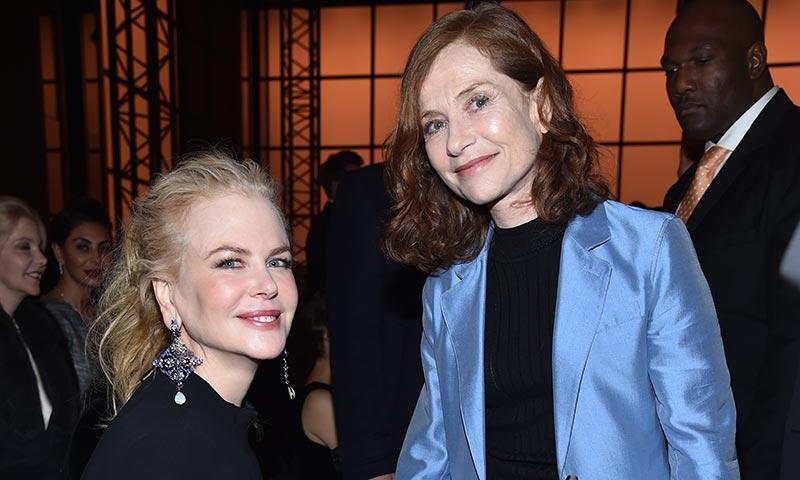 ¿Qué hicieron Nicole Kidman e Isabelle Huppert tras saber que estaban nominadas a los Oscar 2017?