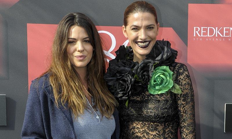 Laura Sánchez 'vs.' Charisse Verhaert... y otras modelos de 080 BCN Fashion (una, por desfile)