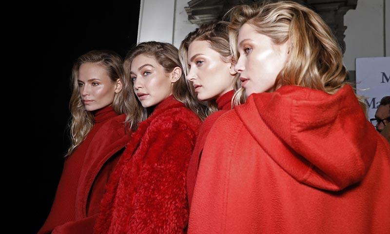 La 'cero-discreta' Suki Waterhouse y otras curiosidades de la Semana de la Moda de Milán