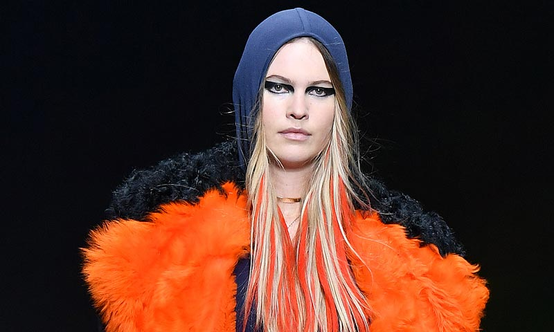 Lo que no deberías haberte perdido (sobre modelos y tendencias) de los desfiles de Milán