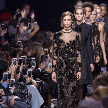 recopilamos los utipsu de estilo que debes saber de la pars fashion week por elie saab valentino y nina ricci