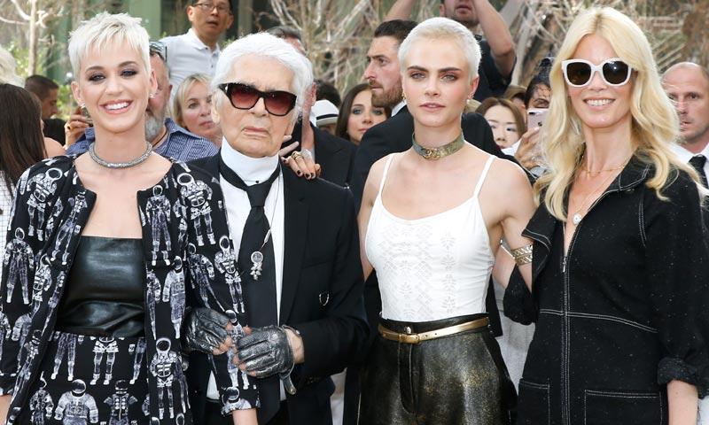 3 lecciones de moda que hemos aprendido en el desfile de Alta Costura de Chanel