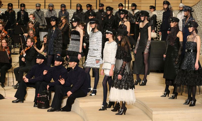 Por estas razones el último desfile de Chanel ya es uno de los acontecimientos del año