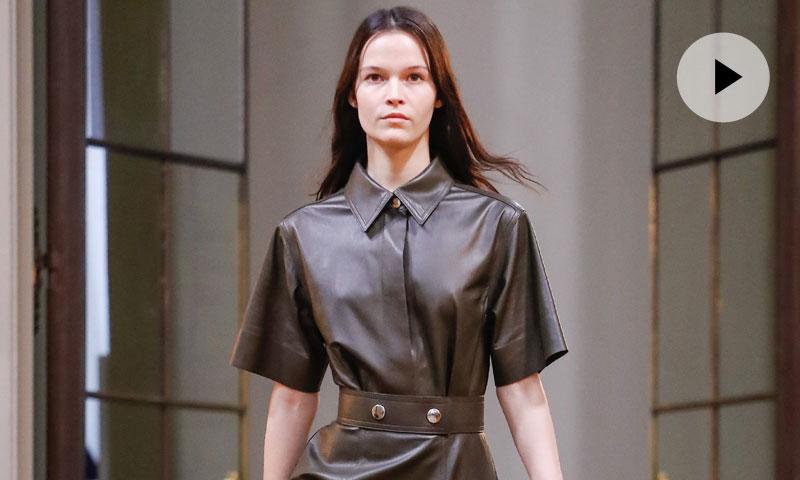 Cómo llevar la silueta 'oversize' de la nueva colección de Victoria Beckham
