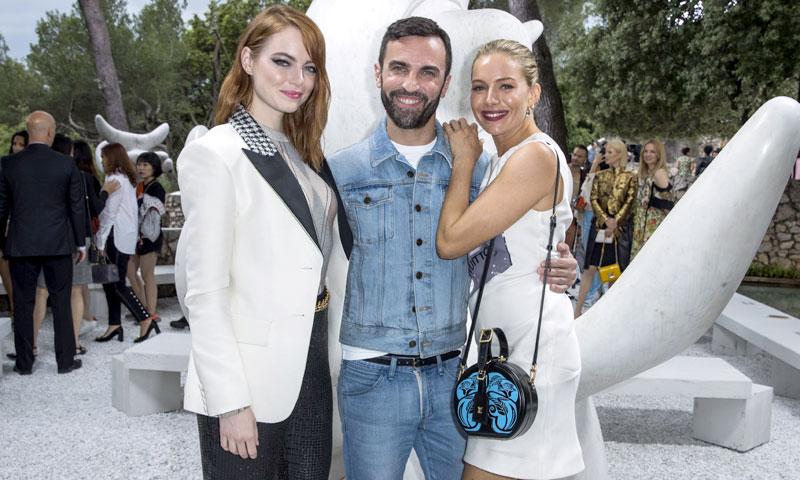 Sophie Turner, Emma Stone y las 5 novedades del desfile Crucero de Louis Vuitton