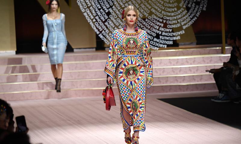 Lady Kitty Spencer, Monica Bellucci y Ashley Graham: el triunfo de la feminidad en Dolce & Gabbana