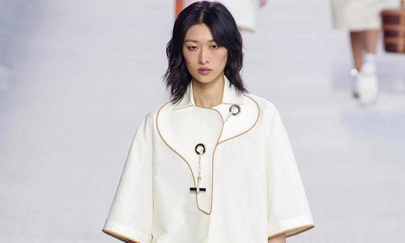 La estética deportiva adquiere su versión más sofisticada de la mano de Hermès