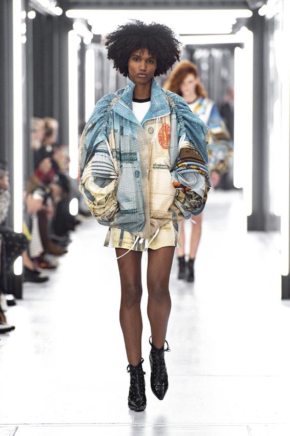 Paris Fashion Week Desfile Primavera Verano 2019 De Louis Vuitton