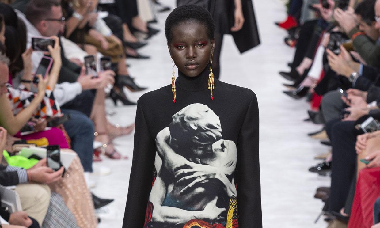 Cuando la poesía se da la mano con la moda, por Pierpaolo Piccioli para Valentino