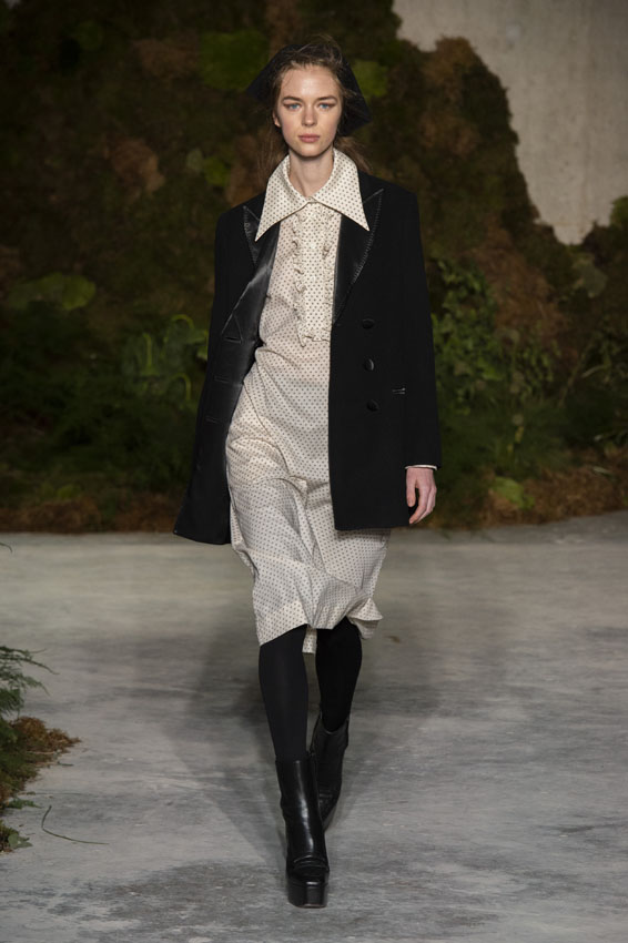 London Fashion Week: Alexachung otoño-invierno 2019-2020.