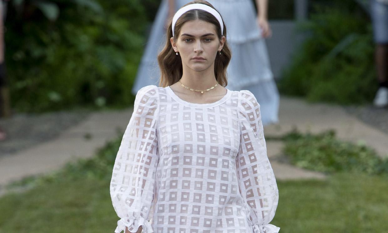 La primavera etérea de Luisa Beccaria o el armario soñado de novias e invitadas