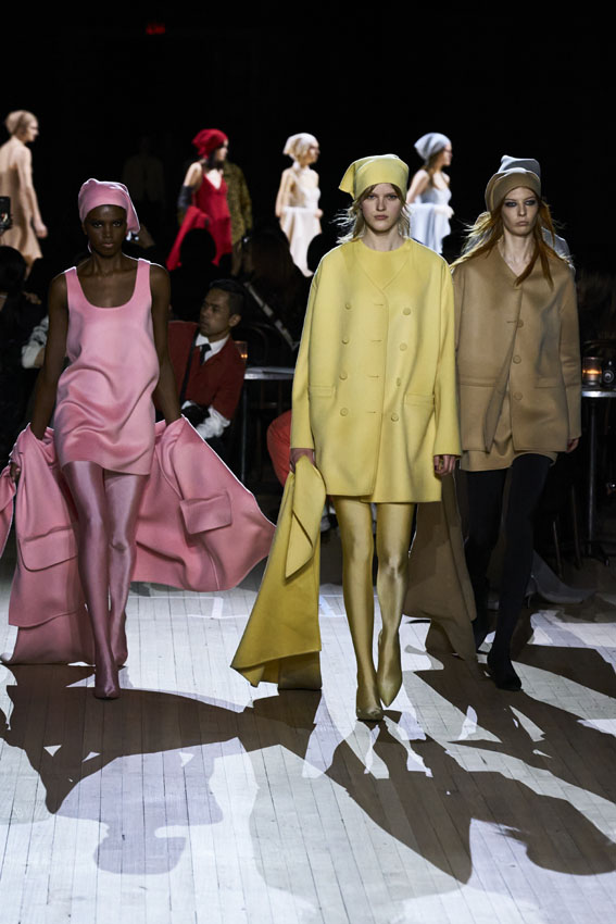 New York Fashion Week: Marc Jacobs Otoño/Invierno 2020-2021