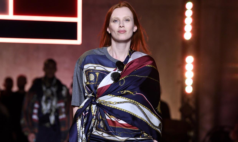 Las supermodelos de los 90 conquistan Londres con el desfile inclusivo de Tommy Hilfiger