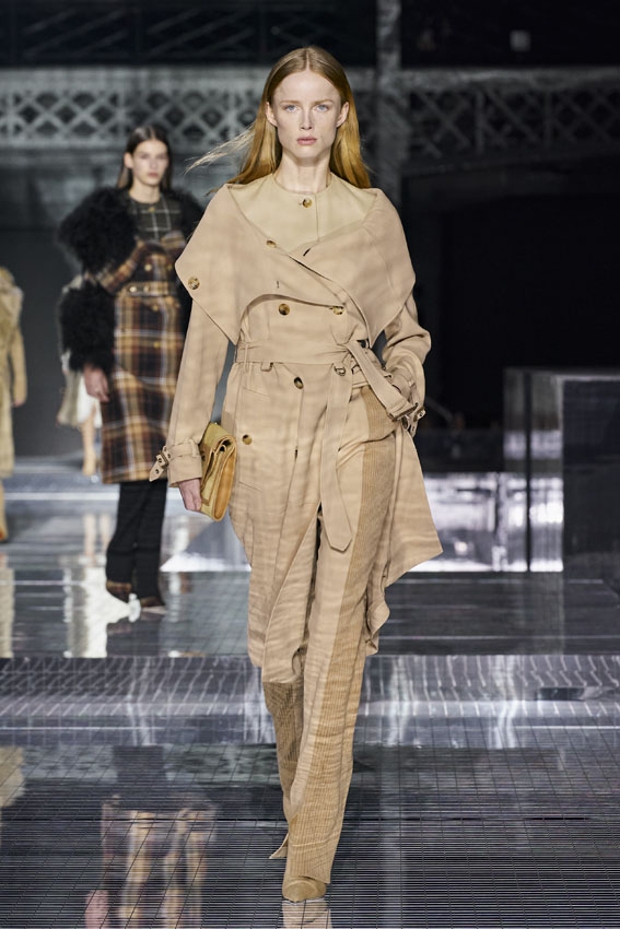 London Fashion Week: Burberry London Otoño/Invierno 2020-2021