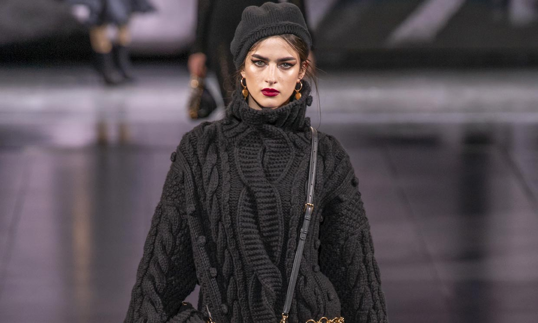 Dolce & Gabbana rinde homenaje a sus artesanos y a las prendas de punto