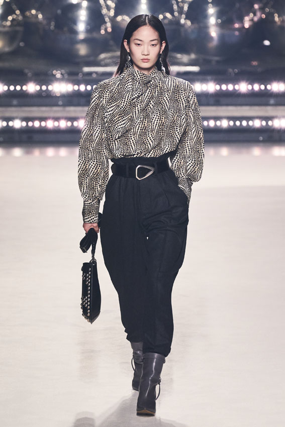 Paris Fashion Week: Isabel Marant Otoño/Invierno 2020-2021